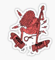 THRASH! Sticker