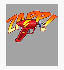 ZAPP! Photographic Print