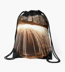 Wirewool Waterfall Drawstring Bag