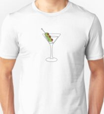Martini / Wodka / Vodka Unisex T-Shirt