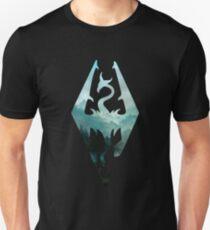 Skyrim landscape T-Shirt