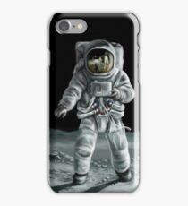 Moonwalker Astronaut iPhone Case/Skin