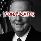 Mitch McConnell - Conspirator by keeltyc