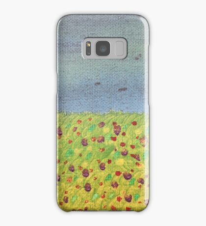 Meadow At Dusk Samsung Galaxy Case/Skin