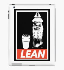 Lean Obey iPad Case/Skin