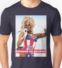 dressed to protest Unisex T-Shirt