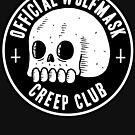 Wolfmask Creep Club by wolfmaskart