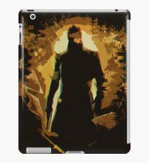 Deus Ex Human Revolution v1 iPad Case/Skin