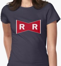 Red Ribbon Army T-Shirt Womens Fitted T-Shirt