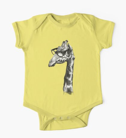 Short-Sighted Giraffe Kids Clothes