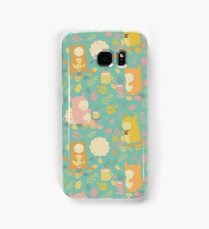 Fairytale Pattern2 Samsung Galaxy Case/Skin