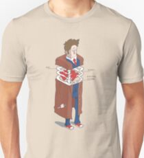 Doctor Who Anatomy T-Shirt