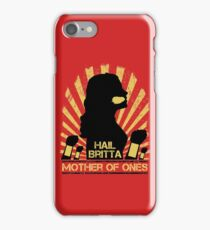 Mother of Ones iPhone Case/Skin