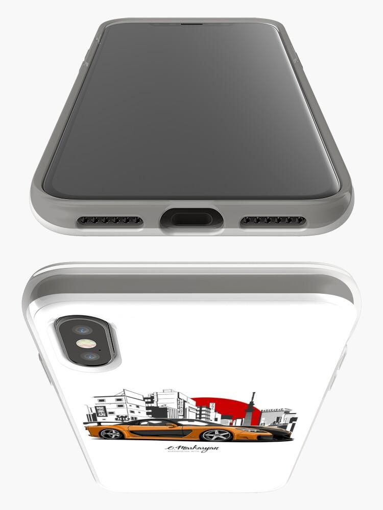 Alternative Ansicht von RX7 iPhone-Hüllen & Cover