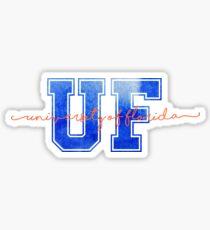 UF Sticker