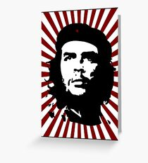 che RED Greeting Card