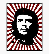 che RED Photographic Print