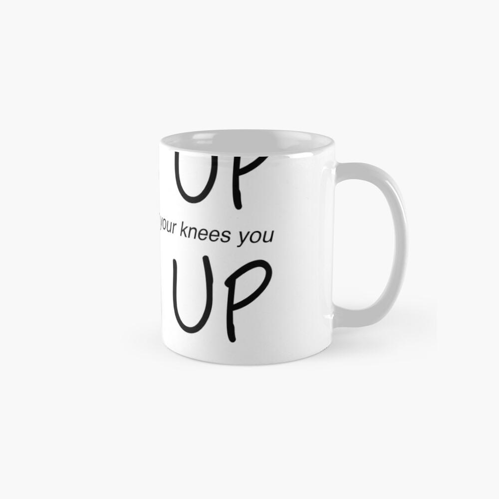 Diseño Rise Up Taza