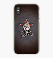Up The Revolution! iPhone Case