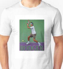 tennis r Unisex T-Shirt