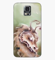 Green Dragon - Tranquility & Peace Case/Skin for Samsung Galaxy