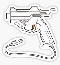 Dreamcast Light Gun Sticker