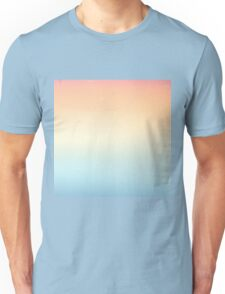 Rainbow Gradient Summer Sunrise Unisex T-Shirt