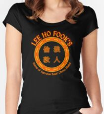 Lee Ho Fook's Women's Fitted Scoop T-Shirt