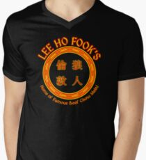 Lee Ho Fook's Men's V-Neck T-Shirt