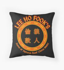 Lee Ho Fook's Throw Pillow