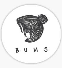 B U N S Sticker