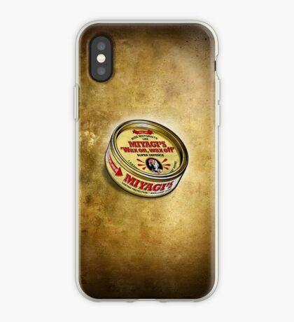 Super Wax iPhone Case