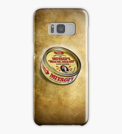 Super Wax Samsung Galaxy Case/Skin