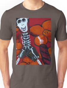 Cinco De Mayo Skeleton Unisex T-Shirt