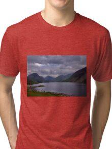 Wastwater Lake District Tri-blend T-Shirt