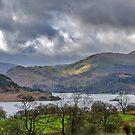 Ullswater Lake District by Trevor Kersley