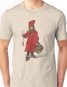Peace, Love and Hope at Christmas After Larrson T-Shirt