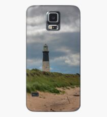 Spurn Point Lighthouse Case/Skin for Samsung Galaxy