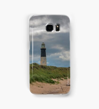 Spurn Point Lighthouse Samsung Galaxy Case/Skin