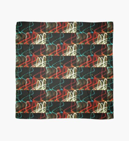 Arrows and Crosses Scarf