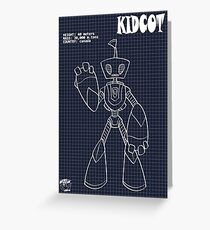 Schematic: Kidcot Greeting Card