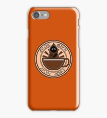 Jawa Joe's Java Joint iPhone Case/Skin
