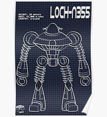 Schematic: Loch-N355 Poster