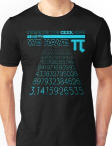 Come To The Geek Side We Have Pi Funny Pi Day Gifts Unisex T-Shirt