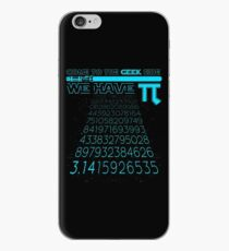 Come To The Geek Side We Have Pi Funny Pi Day Gifts iPhone Case