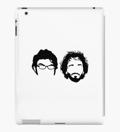 Flight of the Conchords iPad Case/Skin