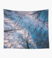 Into the Sky Wall Tapestry