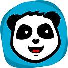 Laughing Panda by pda1986