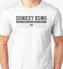 Donkey Kong - Vintage - White Unisex T-Shirt