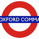 Oxford Comma by glyphobet